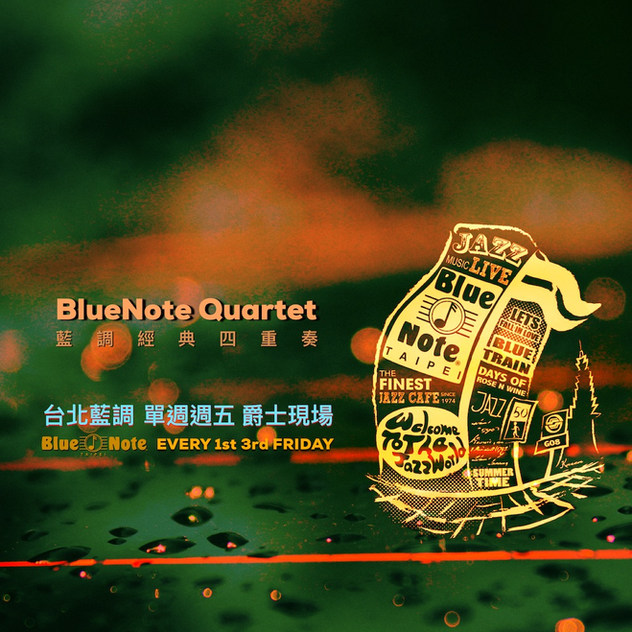 BlueNote Quartet