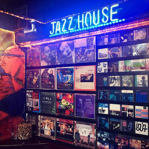 Welcome to The Jazz World