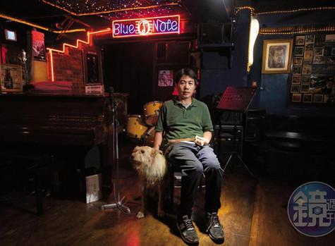 陪你到最後 爵士樂手林煒盛和流浪狗的故事 / 鏡相人間