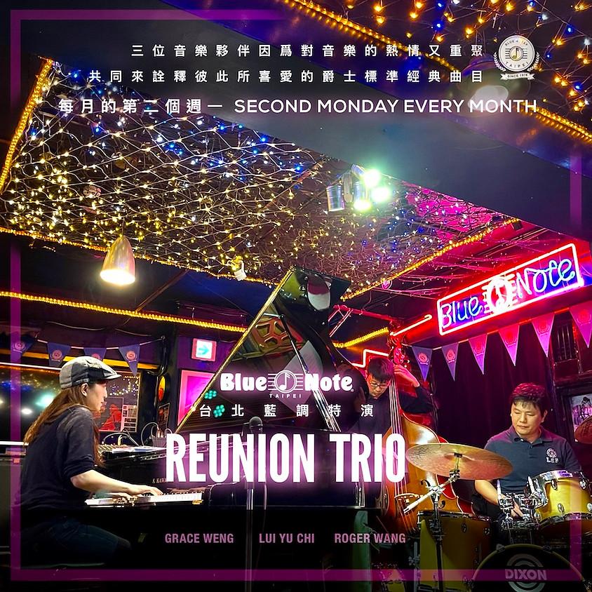台北藍調特演 The Reunion Trio 0510