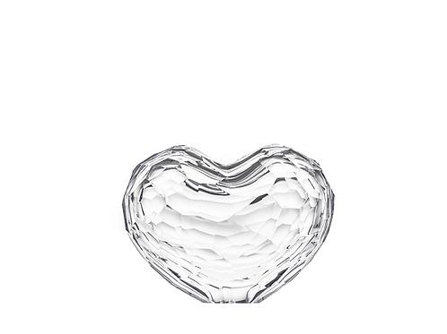 Moser Kristall Herz Groß
