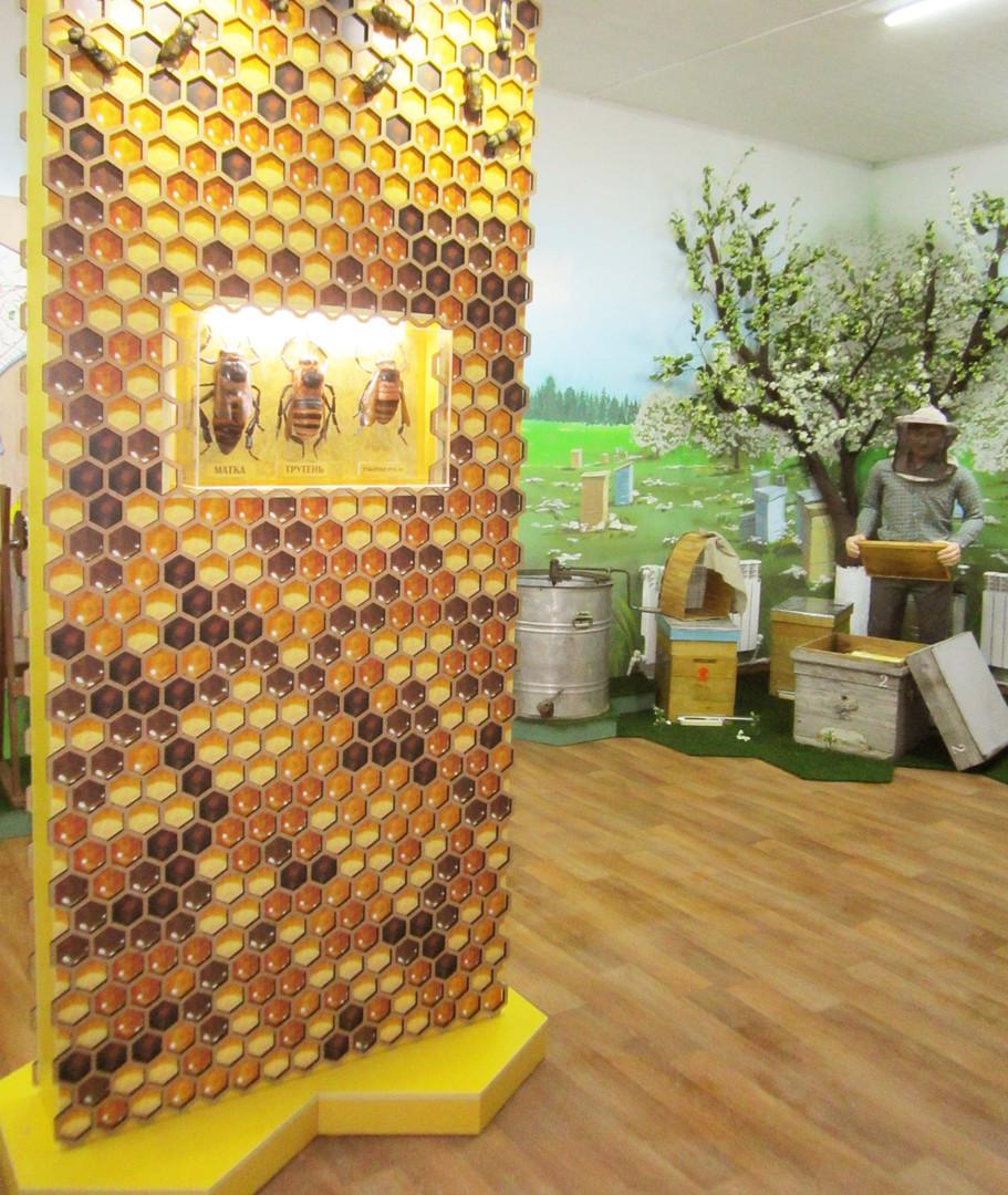 Музей пчеловодства. Хвалынск