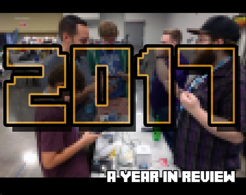 2017 – A Year In Review