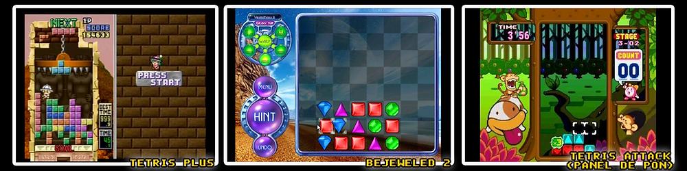 Puzzle Modes