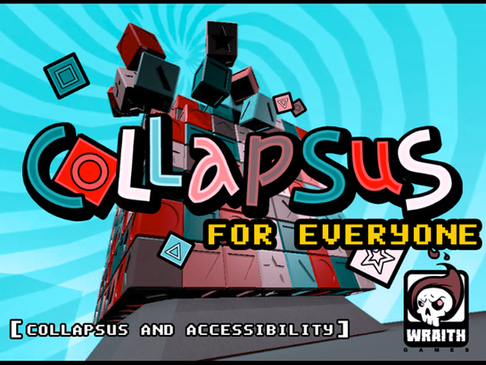 Collapsus For Everyone – Collapsus and Accessibility
