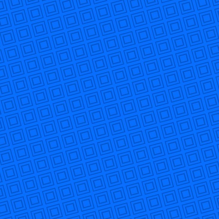 Blue Collapsus Blocks tile
