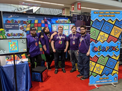 Wraith at PAX East 2020 IndieMEGABOOTH