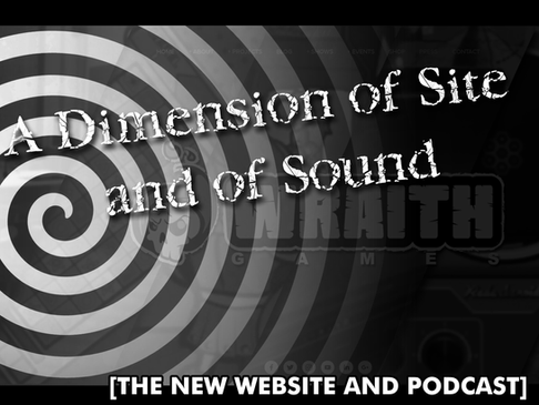 A Dimension of Site and of Sound: The New Website and Podcast