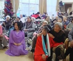 2017.12.17 ボランティア慰問