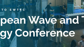 ENCORE partners join EWTEC 2021 in search of collaborative opportunities