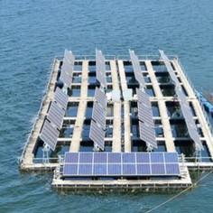 Oceans of Energy floating solar