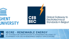 Press release: Ghent University and Belgian Electrotechnical Committee join IECRE