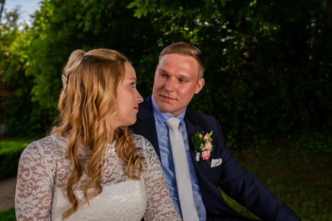Brautpaar Portraits