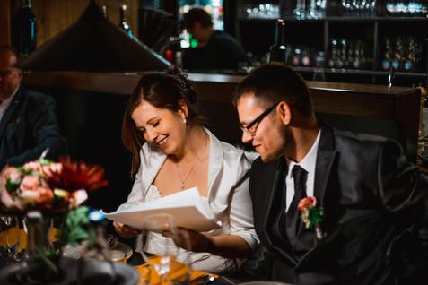 Dokumentarische Portraits Wedding
