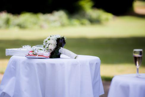 Hochzeit Strauß