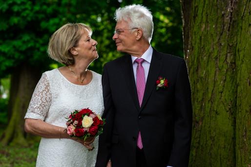 Portrait Brautpaar