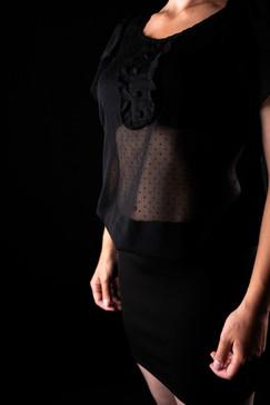 Oberteil transparent ( Sexy/Erotik )