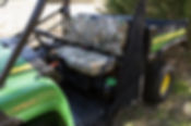 John Deere Gator HPX Work Series RealTre