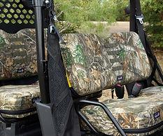 XUV 560 590 Realtree EDGE Gator Seat Cover