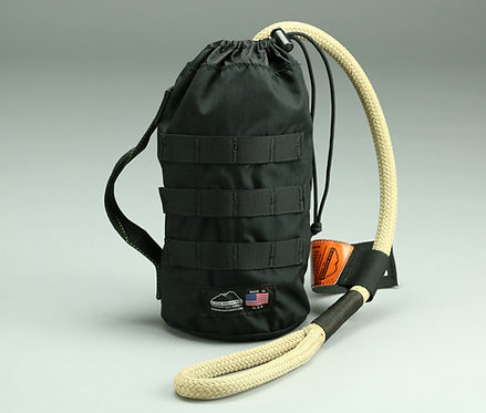 Rapid Recovery Kinetic Tow Rope MOLLE storage bag Bubba rope