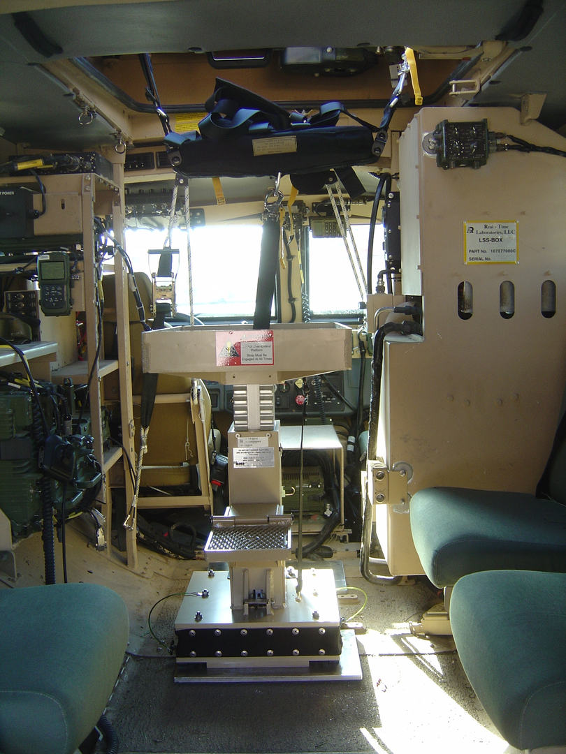BMI Defense Systems MRAP M-ATV Gunner Protection Package GPP