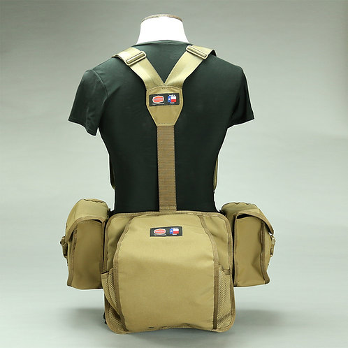 Game Bag Kit with Suspenders