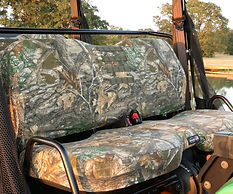 XUV 625 825 855 Realtree EDGE Seat Cover