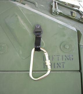 Military Equipment Vehicle Storage Pack Anchor Strap NSN 5340-01-554-1266