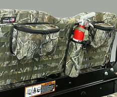Realtree Hardwoods MOLLE Pouch Fire exti