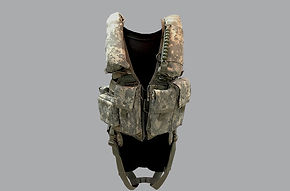 Air Warrior System,Primary Survival Gear Carrier,PSGC,P/N 1005804-5,NSN 8415-01-513-8143