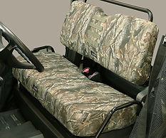 Realtree Hardwoods Gator XUV 550 Seat Cover