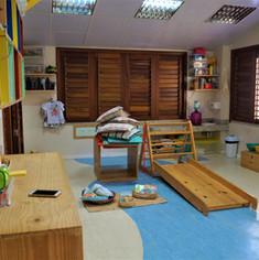 Aquarela Espaço Infantil: sala Aquarela