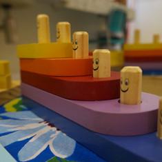 04Aquarela Espaço Infantil: brinquedo de encaixe