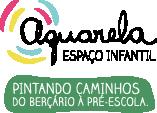 Logo Aquarela Espaço Infatil-Pintando Caminhos