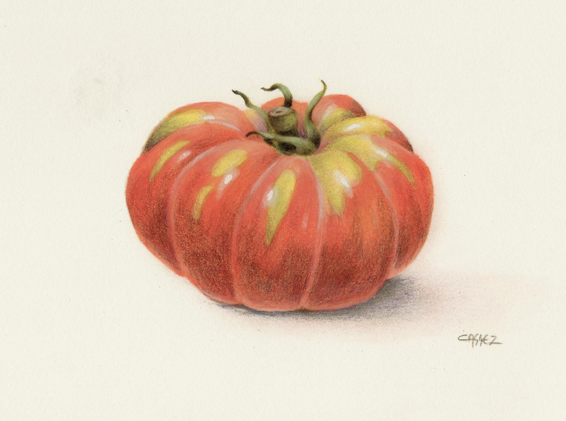 "Tomate ""Purple calabash"""