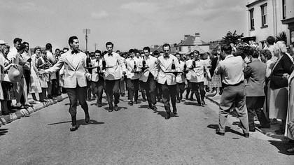 Waiters' Race1957.  Courtesy of The Island Wiki https://www.theislandwiki.org