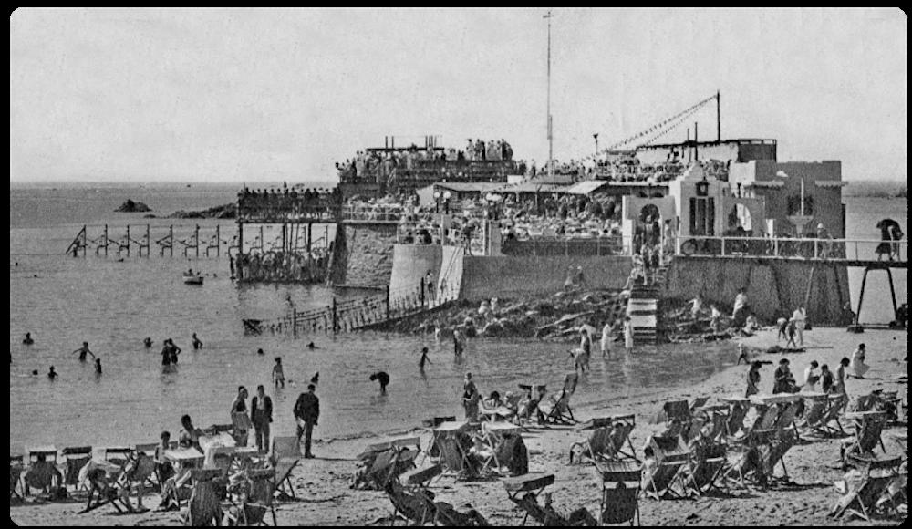 Bathing Pool - 1930s Courtesy of The Island Wiki