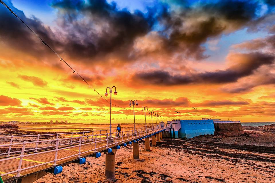 Sunrise at Havre des Pas- Alan Pryor