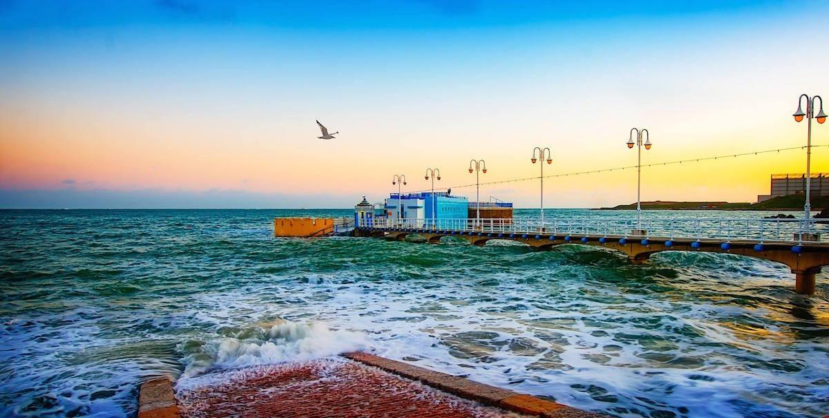 Spring Tide at Havre des Pas- Alan Pryor