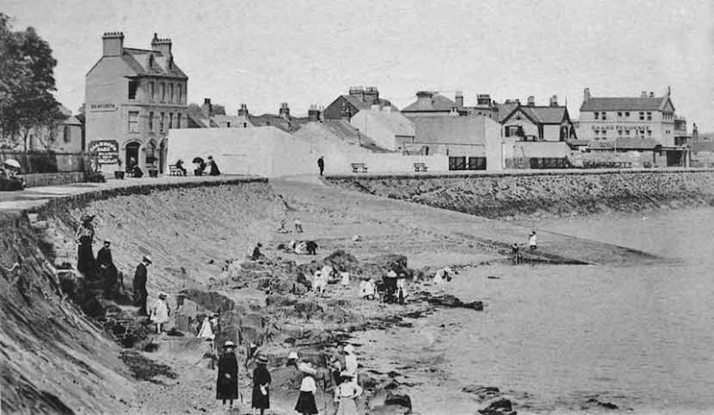 Havre des Pas Promenade, Victorian Courtesy of The Island Wiki