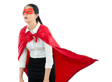 The Introverts Hangover and why we need superhero's
