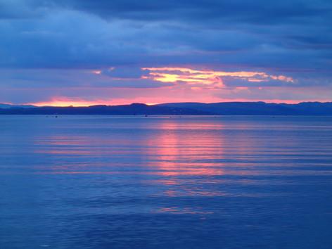 Larg sunset