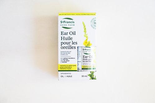 St. Francis Ear Oil