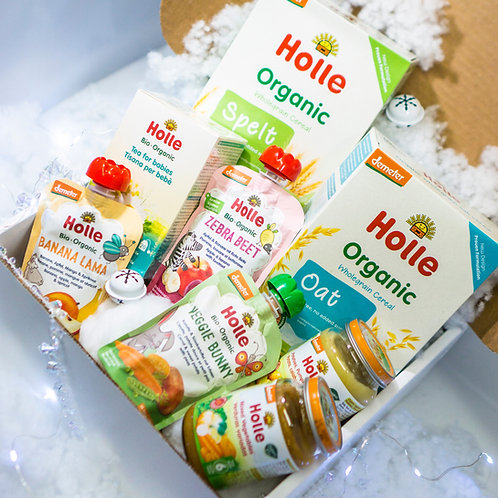 Holle Starting Solids Box - 4 months plus