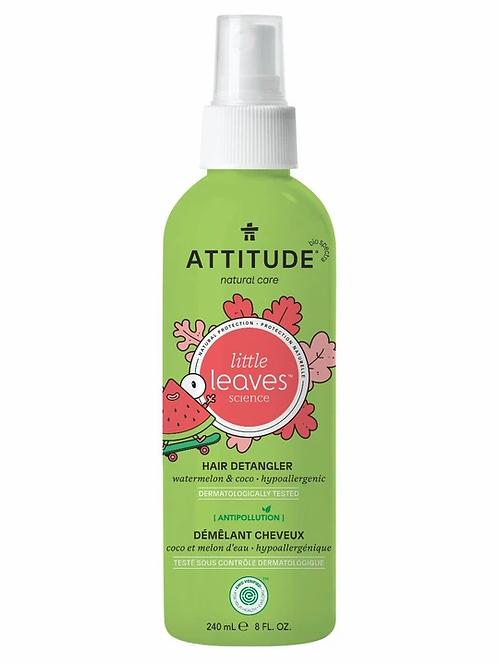 ATTITUDE Hair Detangler - Watermelon & Coco