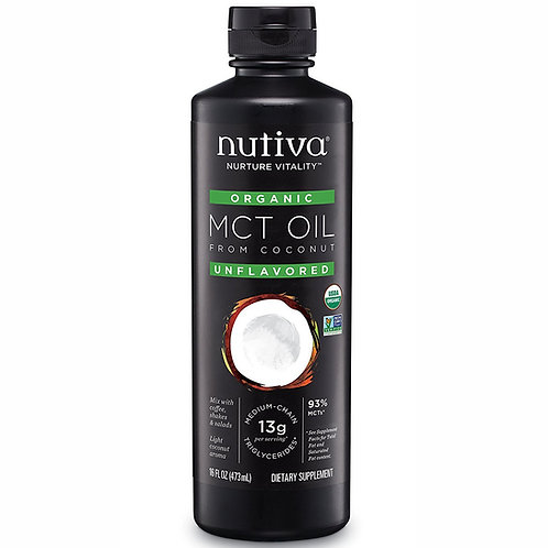 Nutiva Organic MCT Oil - from Coconuts