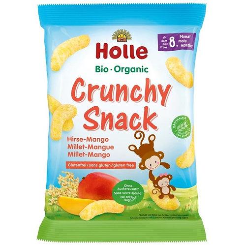 Holle Crunchy Snack -(Millet-Mango)