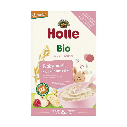 Holle Baby Muesli (German) Porridge