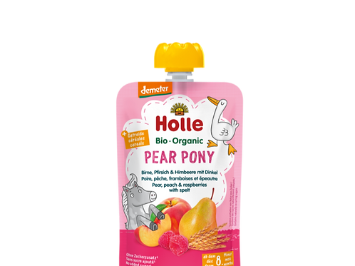 Holle Pear Pony