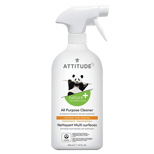 Attitude All Purpose Cleaner - Citrus Zest